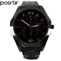 Jam Tangan Pria Merk POSITIF Ecija PS-3647 Original Import Murah 100%