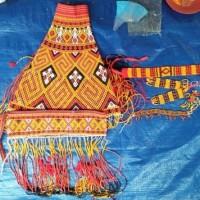 Baju Adat Toraja Lengkap untuk Perempuan