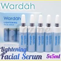 Wardah Lightening Facial Serum 5x5ml
