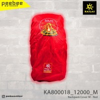 kailas Backpack Cover M - Red