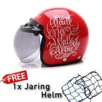Harga Helm Bogo Helm Retro Travelbon.com