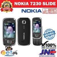 Hp Jadul Nokia 7230 Slide - Garansi