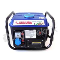 (GOJEK) Genset Generator Set Sumura ET1300DC Bensin Campur 2 Tak