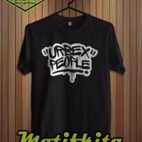 Terbaru Baju Kaos Distro T shirt URBEX PEOPLE Keren Pria dan Wanita M