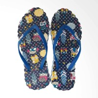 Chika Blue Owl 002 Official Store Sandal Cantik Wanita Perempuan Asli