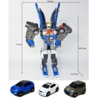 Tobot Tobot Tritan Besar 37Cm Tinggi Mainan Anak Berkualitas