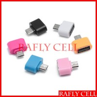 OTG USB Adapter Buat HP Android Samsung Lenovo Advan Acer Asus Oppo