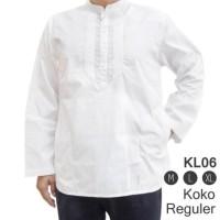 Murah Abis -- Jual Baju Koko Kl06 Pakaian Muslim Fashion Pria Batik
