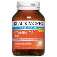 Jual TERMURAH!! Blackmores Vitamin D3 1000IU 200 TABLET Murah