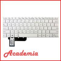 Keyboard Laptop Asus X201 X201E S200 S200E X202 X202E Putih