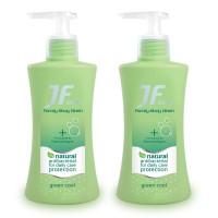 Paket 2 JF Family BW Green Cool (Bottle 200 Ml)