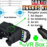 Paket VR Box + Remote Control / Virtual Reality
