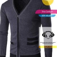 Jaket Sweater Trius Cardigan