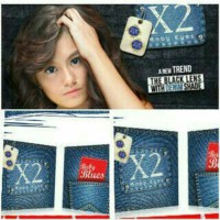 Softlens X2 Exoticon Baby Blues Blue Jeans Eyes Denim