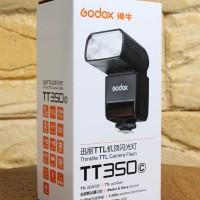 [NEW] GODOX TT350 for Canon @Gudang Kamera Malang