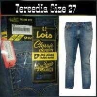 Celana Panjang Jeans Original Lois