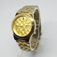 jam tangan seiko 5 matic automatic otomatis second bekas original