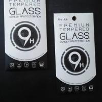 Screen Protector DAN scren max For Samsung A8 Tempered Glass Original
