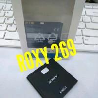 Batre Baterai HP Sony ZR BA950 ORI Battery Batterai Battre BA 950 Ori