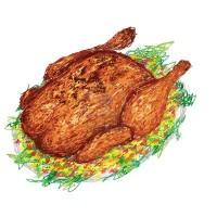 Ayam 1 ekor utuh