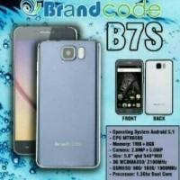 HANDPHONE HP ANDROID MURAH BRANDCODE B7S 8GB 3G garansi 1 tahun
