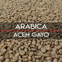 Jual Aceh Gayo Arabica Green Bean 1Kg (Biji Kopi Mentah) Murah