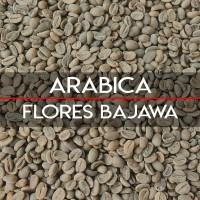 Jual Flores Arabica Green Bean 1Kg (Biji Kopi Mentah) Murah