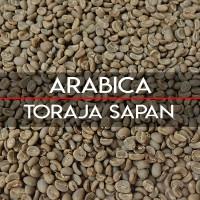 Jual Toraja Arabica Green Bean 1Kg (Biji Kopi Mentah) Murah