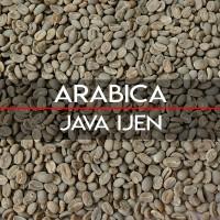 Jual Java Ijen Arabica Green Bean 1Kg (Biji Kopi Mentah) Murah