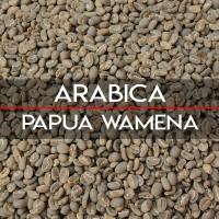 Jual Papua Wamena Arabica Green Bean 1Kg (Biji Kopi Mentah) Murah