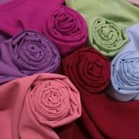 Jilbab Kerudung Hijab Wanita Muslim Segi Empat Diamond Italiano AFJ35