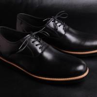 Sepatu pantofel kantor Model Derby