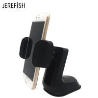 Harga jerefish universal car mobile phone holder stand mount slicone sucker | antitipu.com