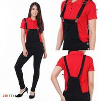 Celana Panjang Skinny Jumsuit Overall Kodok Wearpark JSK Jeans
