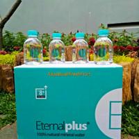 Air mineral Eternal plus E+ 250ml/box