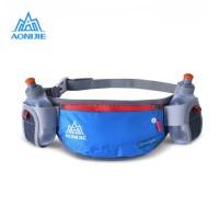 Aonijie Waist Bag E882 Tas Pinggang with Bottle - Blue