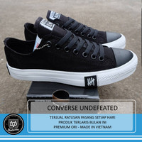 CONVERSE ALL STAR UNDEFEATED LOW CHUCK TAYLOR PREMIUM ORIGINAL