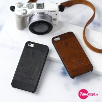 Best Casing IPHONE Case Leather Hp 4 4s 5 5s 6 Harga Termurah Biru