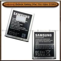 Baterai Samsung Galaxy Star Pro Duos S7262 Original Batre Batrai HP