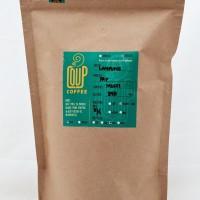 Jual kopi bubuk biji green bean roasted bean robusta lampung (500gr) Murah