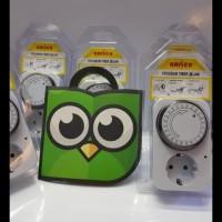 Saklar Timer 24 Jam /Stop Kontak Timer / Stop Kontak Otomatis !!!