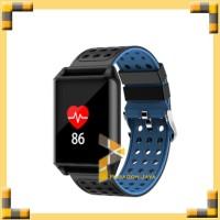 SmartBand R11 Biru - Smartwatch Smart Watch bkn Xiaomi Mi Band Fitbit