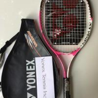 VCORE SI 23jr - pink junior raket tenis yonex