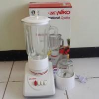 Blender Niko BG4 Untuk Penjual Es Jus Buah Murah Meriah