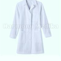 Jas Lab/ Jas Laboratorium/ Baju Praktikum Lengan Panjang
