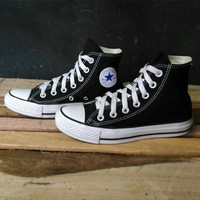 Sepatu Converse AllStars oxClasic high tinggi Grade Original 100%