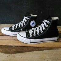 Sepatu Converse AllStars oxClasic high tinggi hita Grade Original 100%