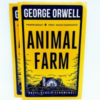 ANIMAL FARM (ORI) -GEORGE ORWELL-