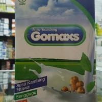Susu Kambing Ettawa GOMAXS Plus Senggugu Dan Jahe