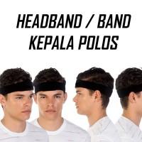 HEADBAND kepala polos